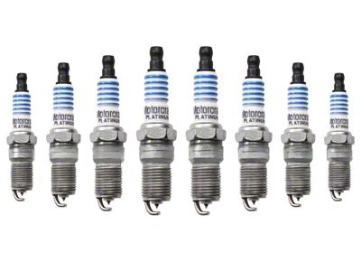 Ford Motorcraft OEM Spark Plugs (96-98 4.6L)