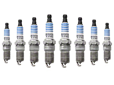 Ford Motorcraft OEM Spark Plugs (96-98 4.6L)