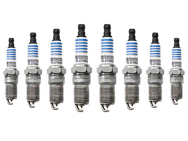 Ford Motorcraft OEM Spark Plugs (08-10 GT)