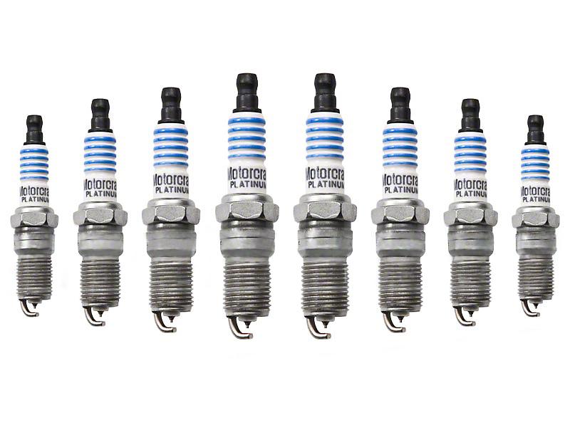 Ford Motorcraft OEM Spark Plugs (07-10 GT500)