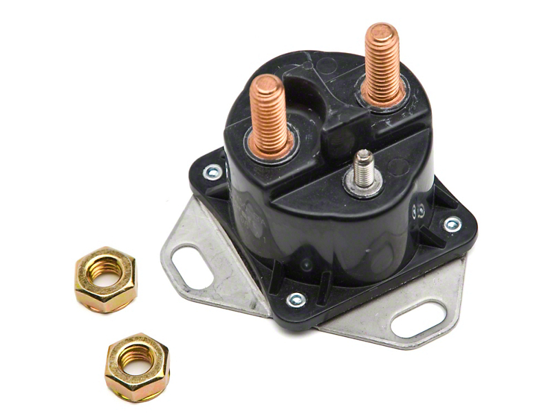 Ford Mustang Oem Starter Relay Solenoid Sw1951c  85
