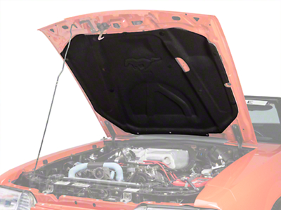 Ford Racing OEM Hood Insulation Liner (87-93 All)