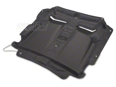Ford Racing OEM Hood Insulation Liner (03-04 Cobra)