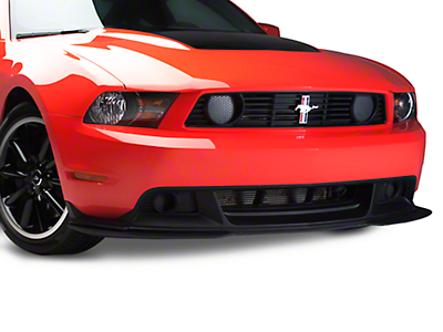 Ford Racing BOSS 302 Front Splitter (10-12 GT)