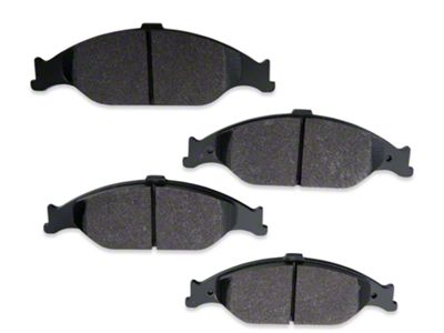 Add Hawk Performance Ceramic Brake Pads - Front Pair (99-04 GT, V6)
