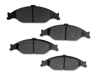 Hawk Performance Ceramic Brake Pads - Front Pair (99-04 GT, V6)
