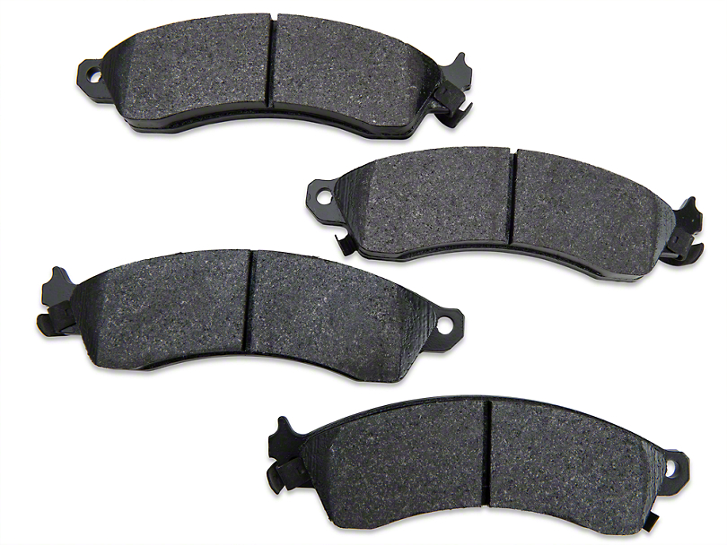 Hawk Performance Ceramic Brake Pads - Front Pair (94-04 Bullitt, Mach 1, Cobra)