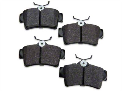 Add Hawk Performance Ceramic Brake Pads - Rear Pair (94-04 Bullitt, Mach 1, Cobra)