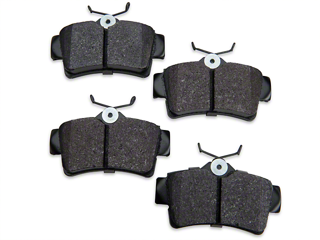 Hawk Performance Ceramic Brake Pads - Rear Pair (94-04 Bullitt, Mach 1, Cobra)