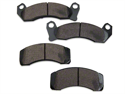 Hawk Performance Ceramic Brake Pads - Front Pair (87-93 5.0L)