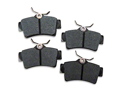 Hawk Performance HP Plus Brake Pads - Rear Pair (94-04 Bullitt, Mach 1, Cobra)