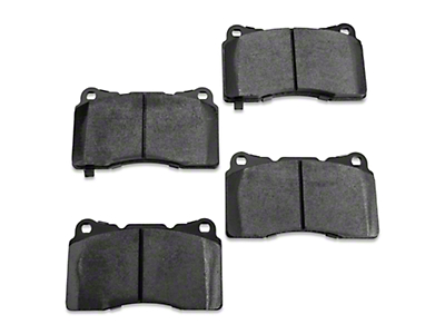 Hawk Performance Ceramic Brake Pads - Front Pair (07-12 GT500, 12-13 Boss 302)