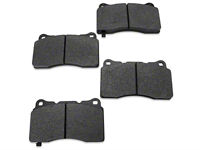 Hawk Performance HP Plus Brake Pads - Front Pair (07-12 GT500; 12-13 Boss 302; 11-14 GT Brembo)
