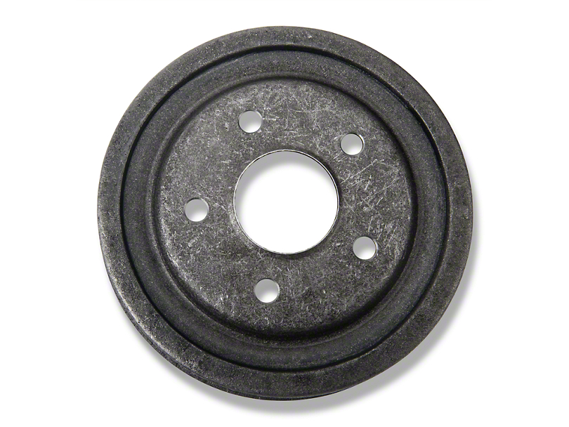 Replacement Rear Drum - 5 Lug (79-93 5 Lug Conversion)