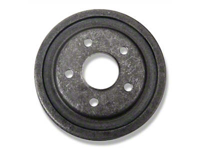 Replacement Rear Drum - 5 Lug (84-86 SVO, 79-93 5 Lug Conversion)