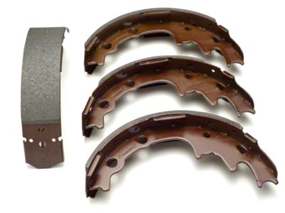 Add Replacement Rear Brake Shoes