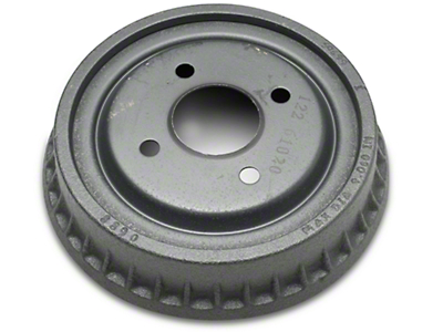 Replacement Rear Drum - 4 Lug (87-93 5.0L)