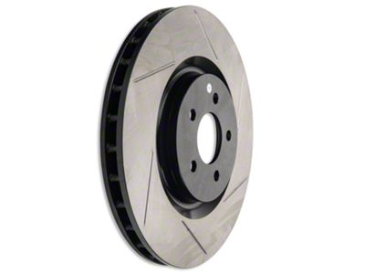 Add StopTech Slotted Rotors - Front Pair (07-12 GT500, 12-13 BOSS)