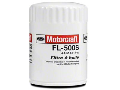 Ford Motorcraft Mustang OEM Oil Filter (11-14 GT, V6)