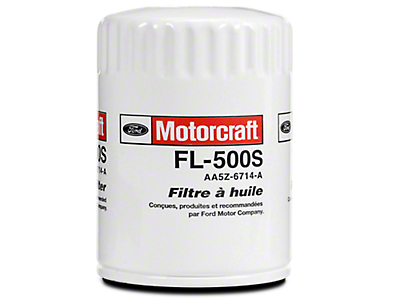 Ford Motorcraft Mustang OEM Oil Filter (11-14 GT, V6)