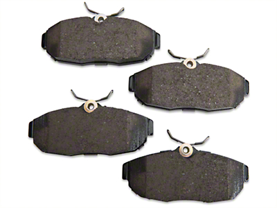 ProAct Ultra Premium Ceramic Brake Pads - Rear Pair (05-14 All)