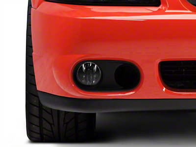 Ford Racing Cobra Bumper Foglight Bezel - Right Side (03-04 Cobra)