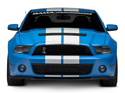 Shelby GT500 Front End Conversion - Unpainted (10-12 GT, V6)