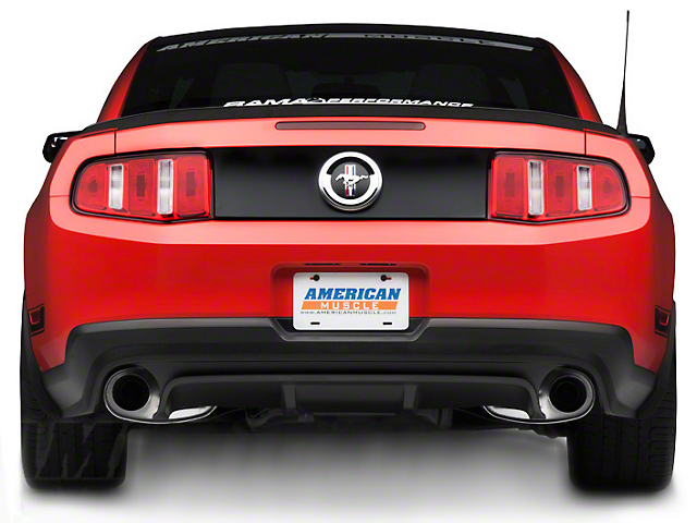 Ford Racing GT500/CS/BOSS Rear Diffuser (10-12 All)