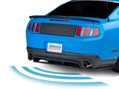 Ford Racing Rear Bumper Parking Assist Sensor Kit (08-14 All)