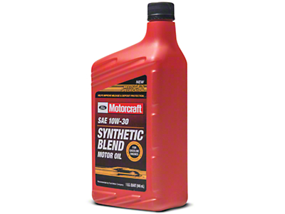 Ford Motorcraft 10W30 Motor Oil