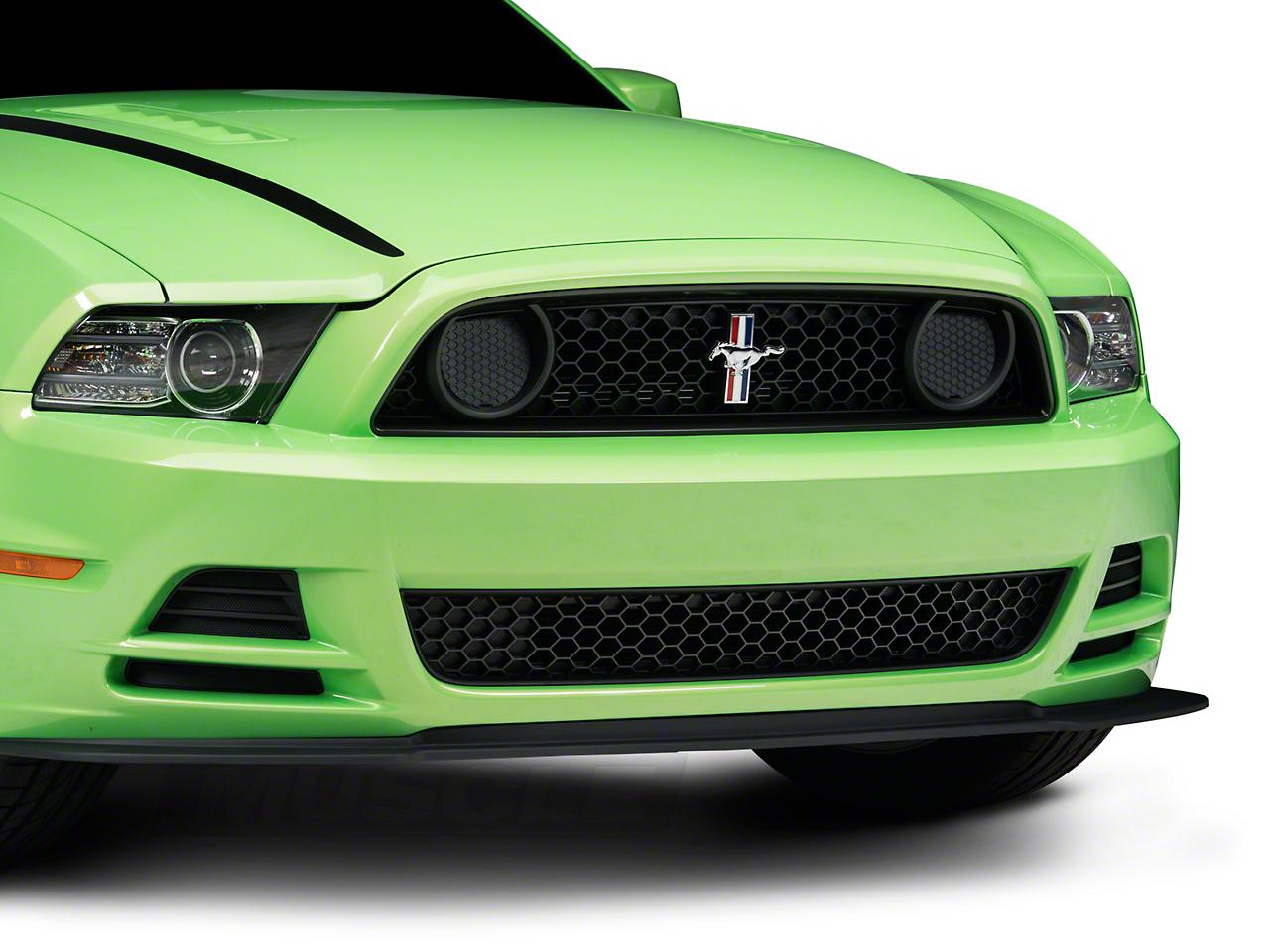 Ford Racing Boss 302 Grille w/ Emblem (13-14 GT, BOSS)