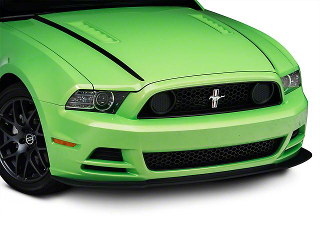 Ford Performance BOSS 302 Front Chin Splitter Kit (13-14 GT, V6, BOSS)