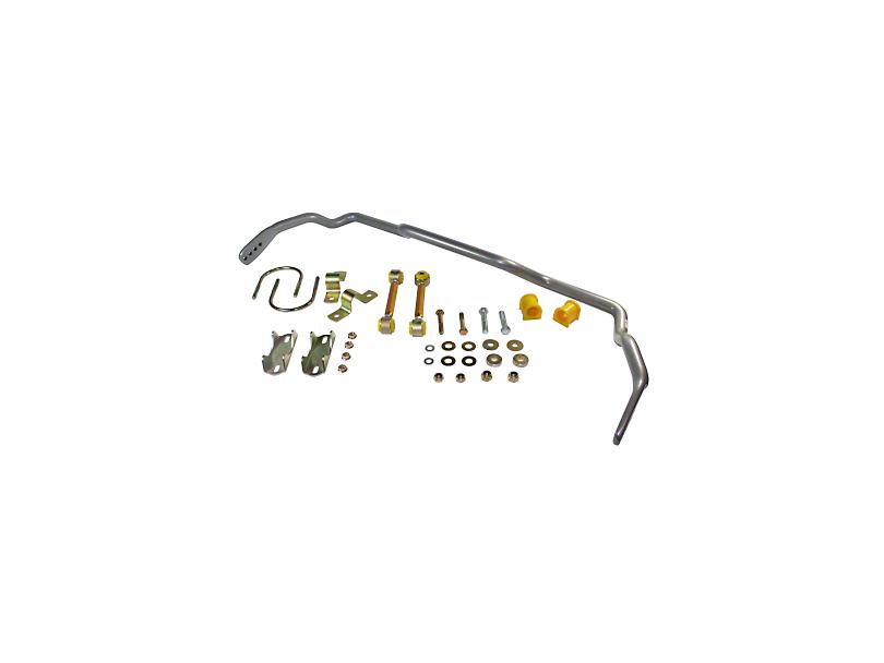 Whiteline Heavy Duty Adjustable Rear Sway Bar (05-14 All)