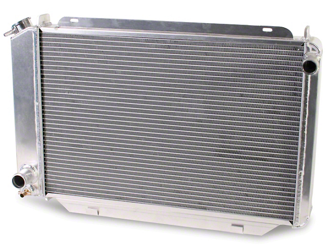 AFCO Direct Fit Radiator - Manual (79-93 5.0L)