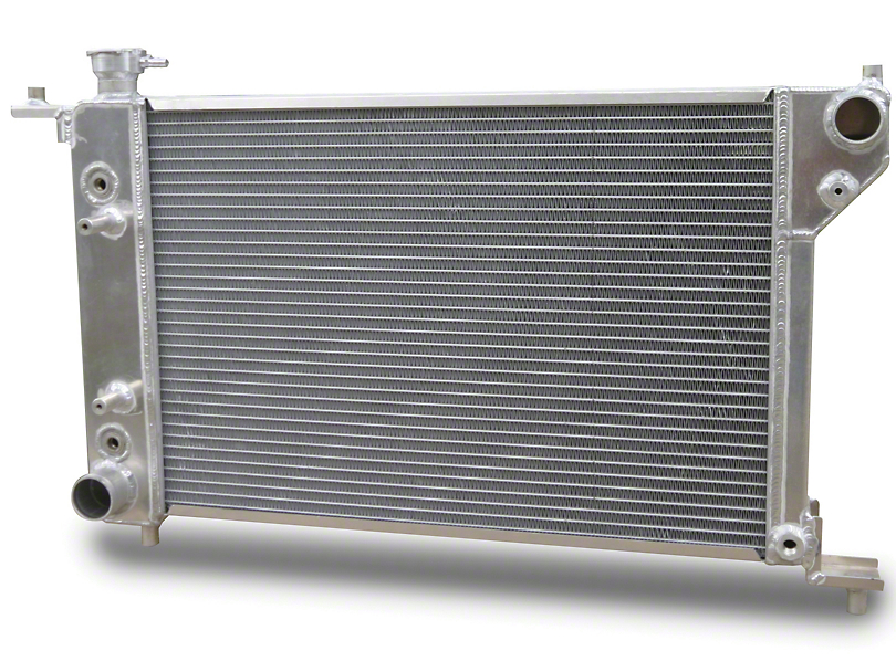 AFCO Direct Fit Radiator - Manual (94-95 GT)