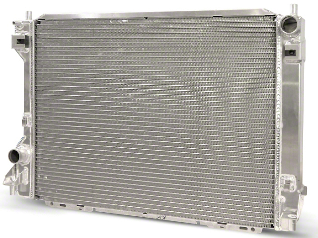 AFCO Direct Fit Radiator - Manual (05-10 GT)