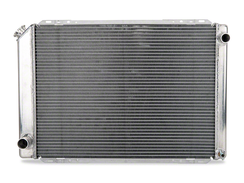 AFCO Race Radiator - Manual (79-93 5.0L)