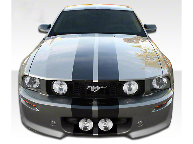 Duraflex Eleanor Style Body Kit - Unpainted (05-09 GT, V6)