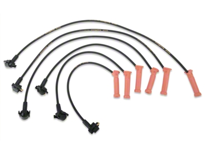 Taylor Street Thunder 8mm Spark Plug Wires (05-10 V6)