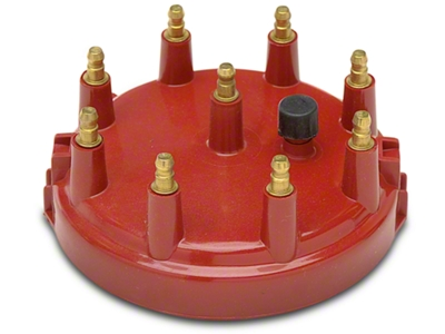 Taylor Red Replacement Cap & Rotor Kit (86-95 5.0L)