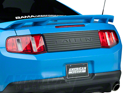 Saleen Rear Deck Lid Panel (10-13 All)