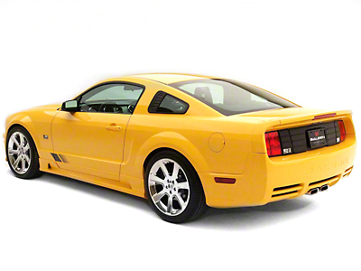 Saleen S281 Rear Fascia Kit - Unpainted (05-09 GT)