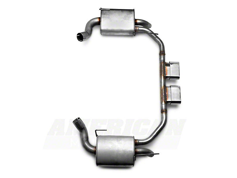 Saleen S281 Center Exhaust (05-09 GT)