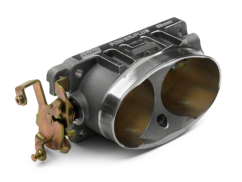BBK Twin 65mm Throttle Body (03-04 Cobra)