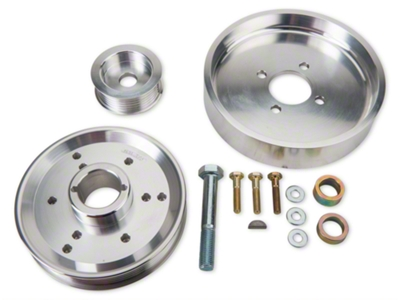 BBK Underdrive Pulleys (Late 01-04 GT)