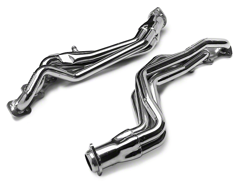 BBK Ceramic Long Tube Headers - Manual (96-04 GT)