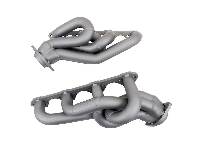BBK Chrome Equal Length Shorty Headers (86-93 5.0L)