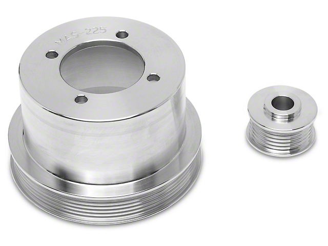 BBK Underdrive Pulleys (94-98 V6)