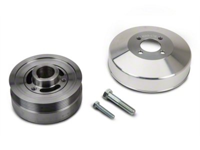 BBK Underdrive Pulleys (05-10 GT)