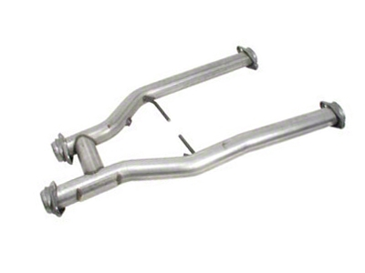 BBK Off-Road H-Pipe (96-04 4.6L w/ Long Tube Headers)